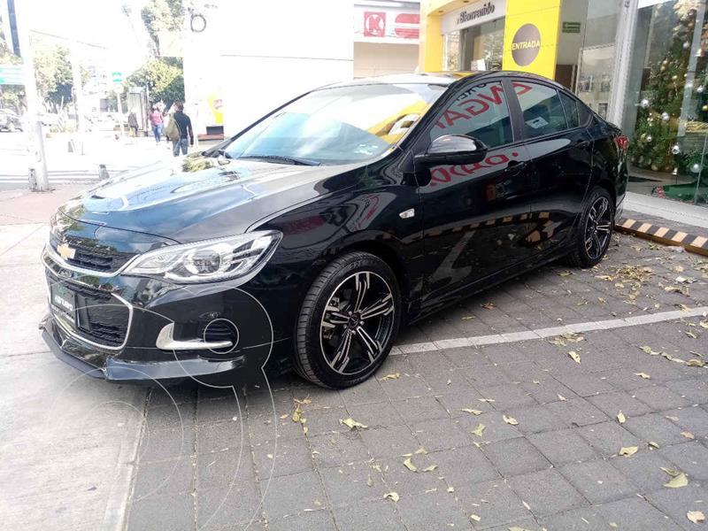 Chevrolet Cavalier LT Aut usado (2019) color Negro precio $239,000
