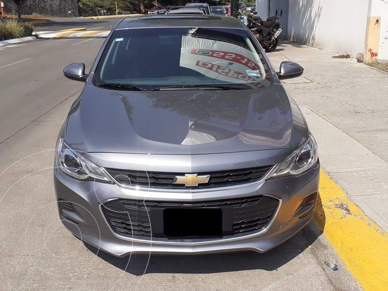 Foto Chevrolet Cavalier Premier Aut usado (2020) color Gris precio $275,000
