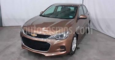 Chevrolet Cavalier 4p LT L4/1.5 Aut usado (2019) color Cafe precio $184,900