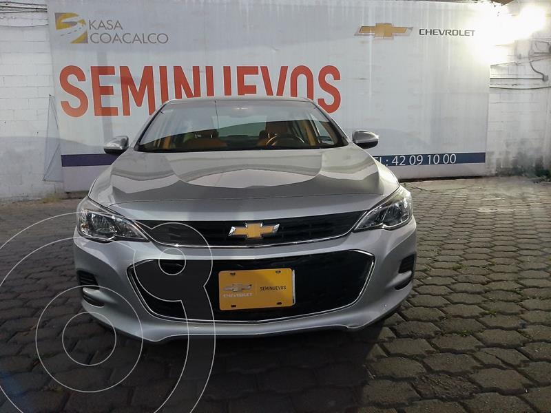 Chevrolet Cavalier LS usado (2018) color Plata Dorado precio $193,000