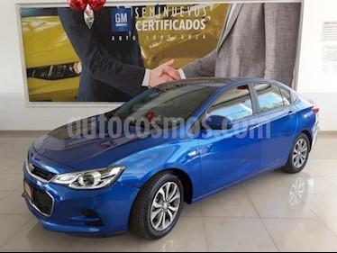 Chevrolet Cavalier 4P PREMIER L4/1.5 AUT usado (2018) color Azul precio $213,360