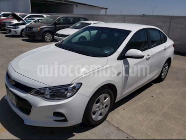 Chevrolet Cavalier 4p LS L4/1.5 Aut usado (2019) color Blanco precio $176,901