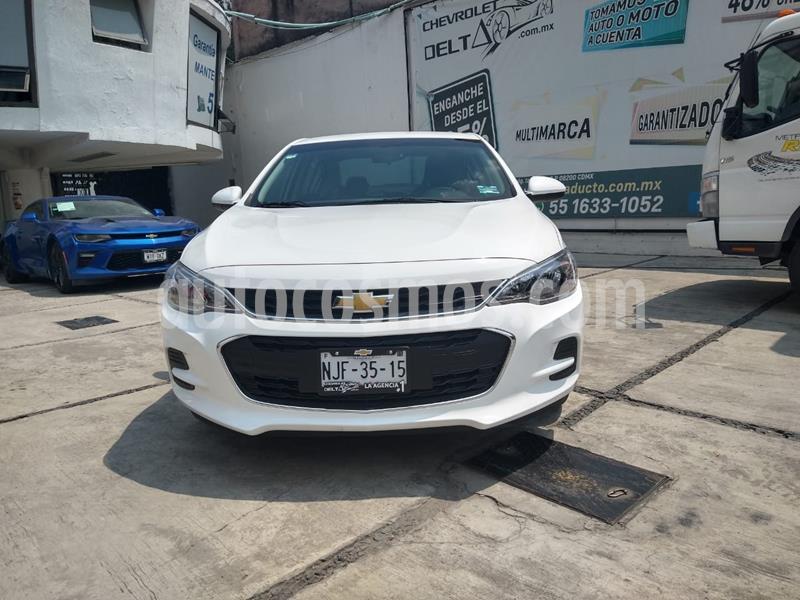 Chevrolet Cavalier LS usado (2019) color Blanco precio $220,000