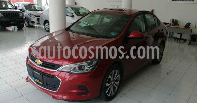 Chevrolet Cavalier 4 pts. C PREMIER AT usado (2019) color Rojo precio $199,900