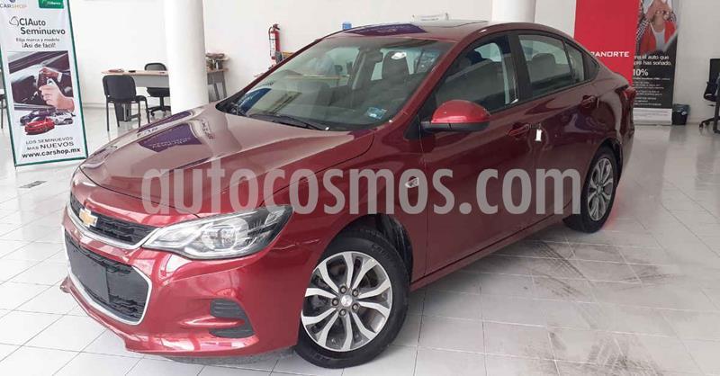 Chevrolet Cavalier Version usado (2019) color Rojo precio $199,900