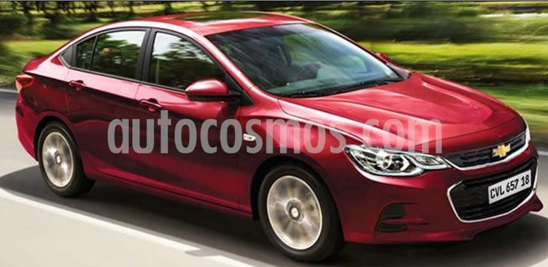 Chevrolet Cavalier LS usado (2018) color Rojo precio $175,000