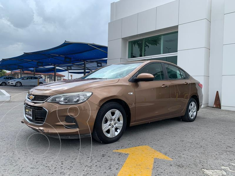 Foto Chevrolet Cavalier LS usado (2018) color Cafe precio $233,500