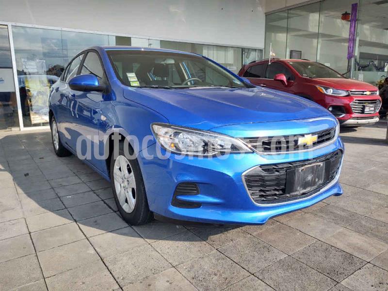 Chevrolet Cavalier Version usado (2019) color Azul precio $205,000