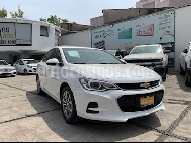 Chevrolet Cavalier Premier Aut usado (2019) color Blanco precio $269,000