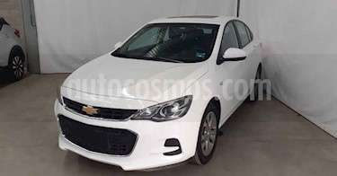 Chevrolet Cavalier 4 pts. C PREMIER AT usado (2019) color Blanco precio $209,900