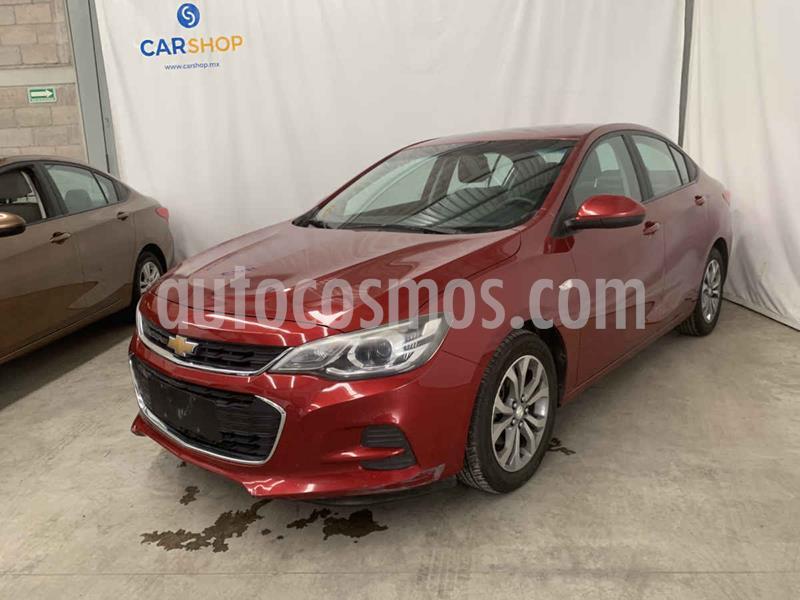 Foto Chevrolet Cavalier Premier Aut usado (2018) color Rojo precio $164,900