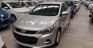 Chevrolet Cavalier 4p LT L4/1.5 Aut usado (2019) color Plata precio $179,900