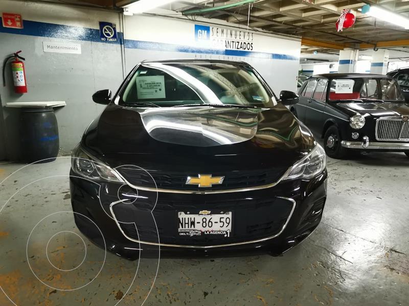 Chevrolet Cavalier Premier Aut usado (2020) color Negro precio $227,899