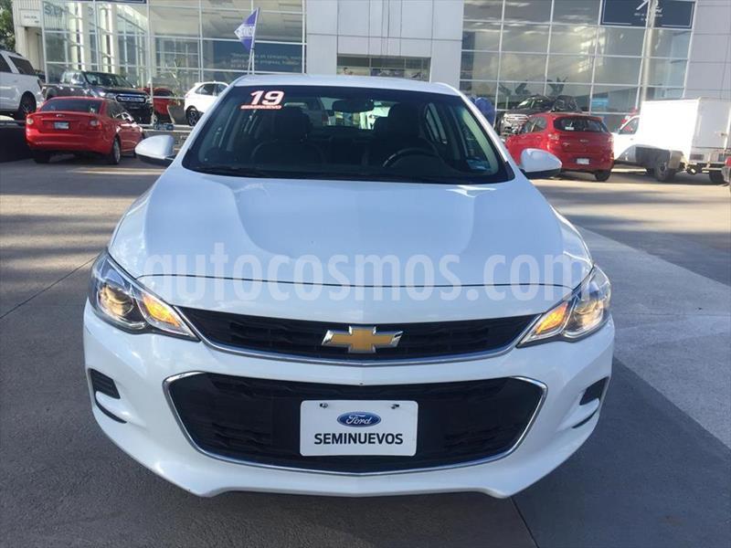 Chevrolet Cavalier LT usado (2019) color Blanco precio $220,000