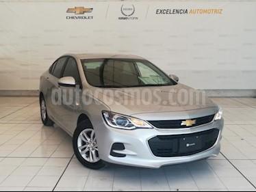 Foto Chevrolet Cavalier 4P LT L4/1.5 AUT usado (2019) color Plata precio $235,000