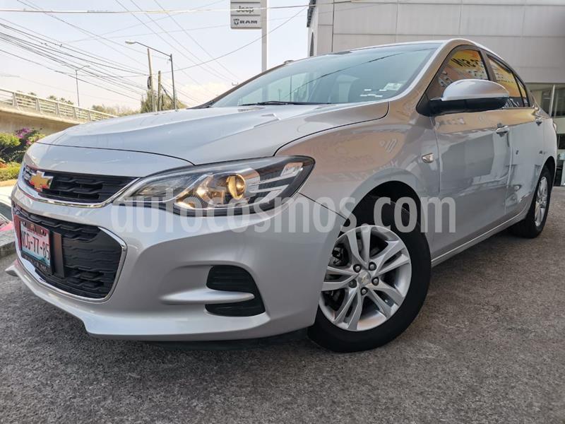 Chevrolet Cavalier LT Aut usado (2018) color Plata Dorado precio $198,000