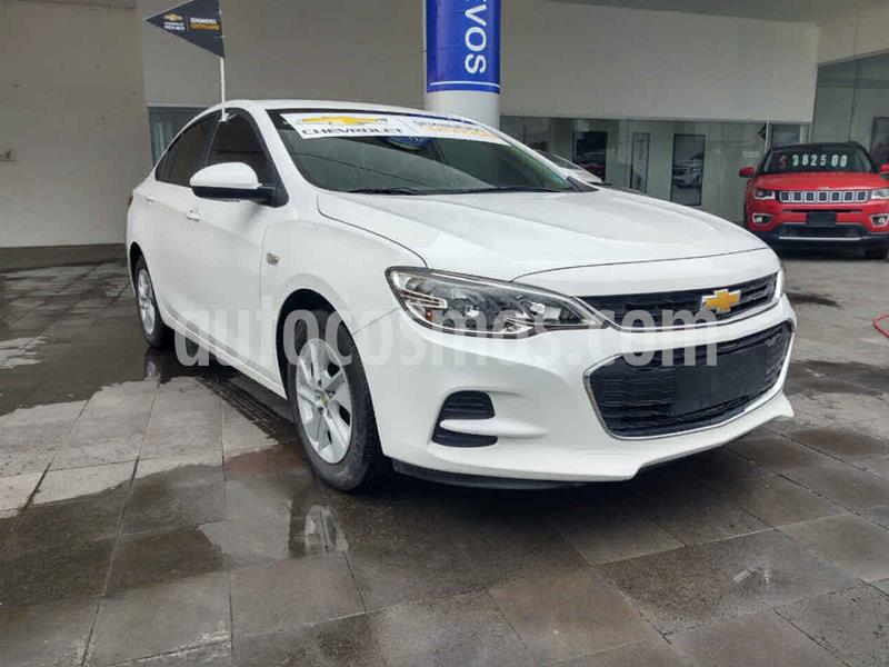 Chevrolet Cavalier LS Aut usado (2019) color Blanco precio $205,000