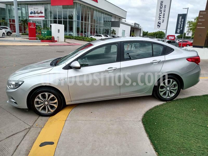 Chevrolet Cavalier Premier Aut usado (2019) color Plata precio $250,000