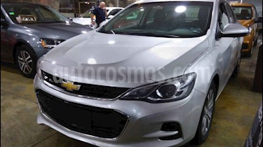 Chevrolet Cavalier 4 pts. C PREMIER AT usado (2019) color Plata precio $209,800