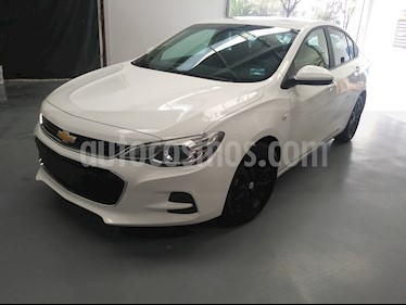Chevrolet Cavalier Premier Aut usado (2018) color Blanco precio $196,000