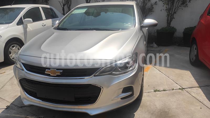 Chevrolet Cavalier LT Aut usado (2019) color Plata Brillante precio $189,900