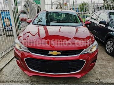 Chevrolet Cavalier Premier Aut usado (2019) color Rojo precio $244,900