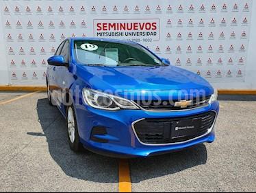 Chevrolet Cavalier LT Aut usado (2019) color Azul Electrico precio $244,000