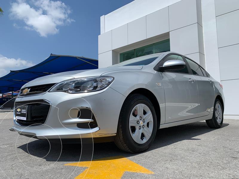 Foto Chevrolet Cavalier LS Aut usado (2019) color Plata Dorado precio $283,500