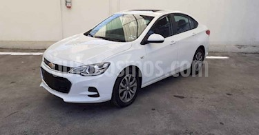 Chevrolet Cavalier 4 pts. C PREMIER AT usado (2019) color Blanco precio $199,900