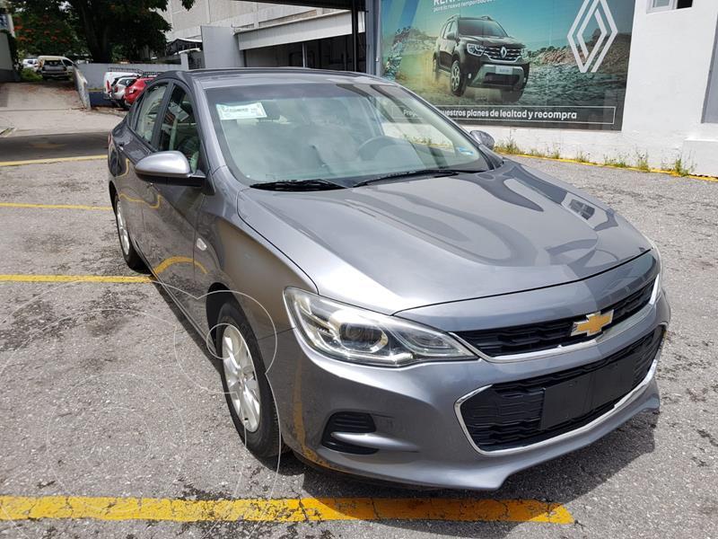 Foto Chevrolet Cavalier LT TA usado (2020) color Gris precio $279,000
