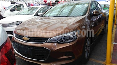 Chevrolet Cavalier 4 pts. C PREMIER AT usado (2019) color Cafe precio $199,900