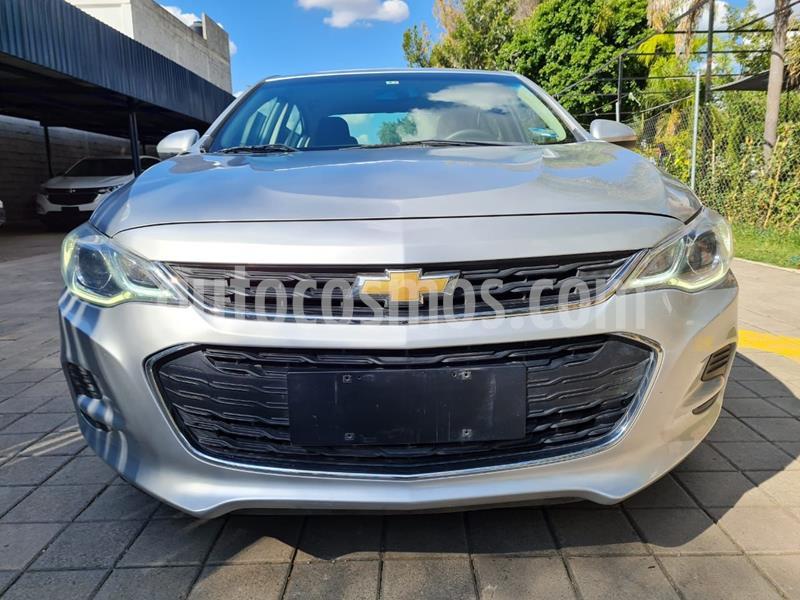 Chevrolet Cavalier LT Aut usado (2018) color Plata Dorado precio $215,000