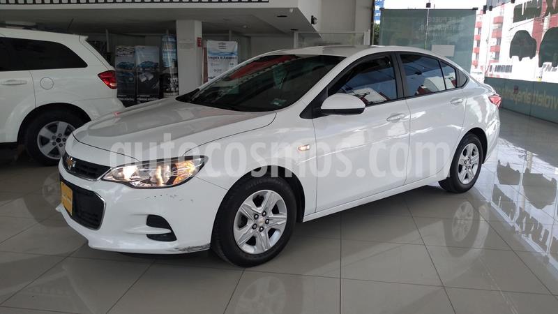Chevrolet Cavalier LS usado (2018) color Blanco precio $185,000