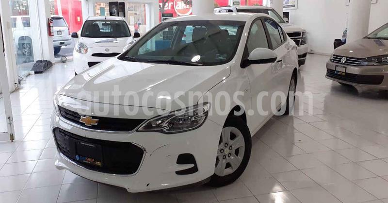 Chevrolet Cavalier 4p LT L4/1.5 Aut usado (2019) color Blanco precio $168,900