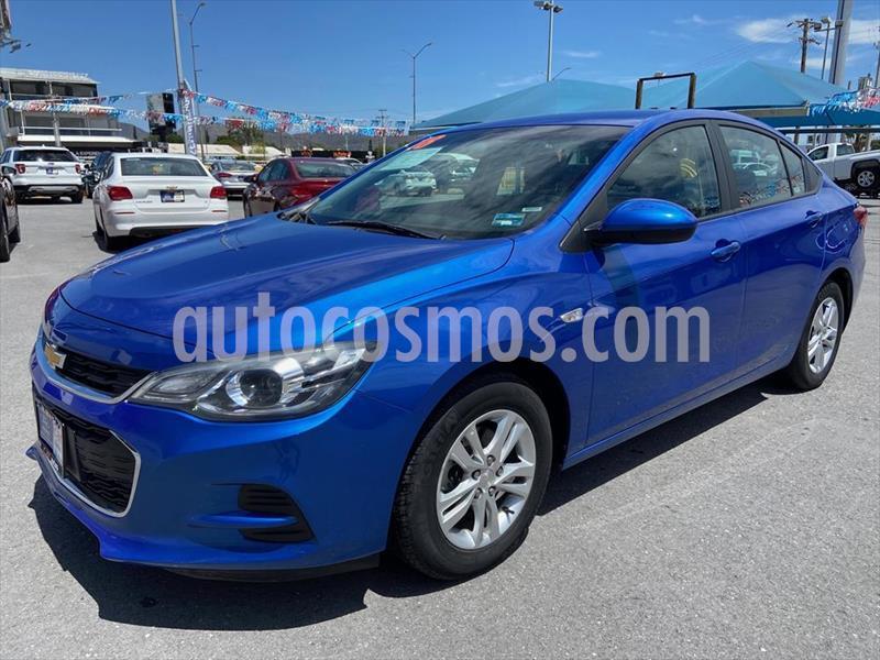 Chevrolet Cavalier LT usado (2018) color Azul Electrico precio $189,000