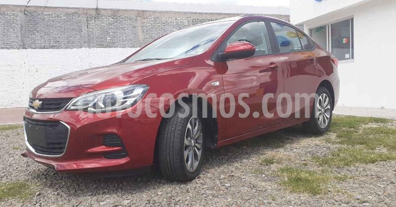 Chevrolet Cavalier Premier Aut usado (2019) color Rojo precio $199,900