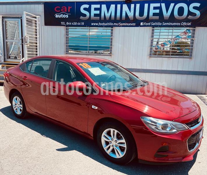 Chevrolet Cavalier LT usado (2018) color Rojo precio $189,000