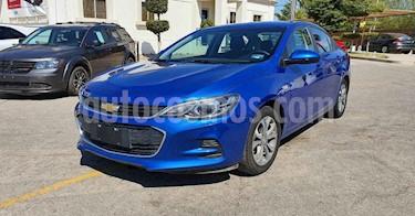 Chevrolet Cavalier 4 pts. C PREMIER AT usado (2019) color Azul precio $209,800