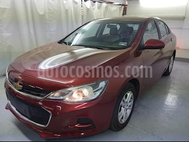 Chevrolet Cavalier LT Aut usado (2018) color Rojo precio $192,500