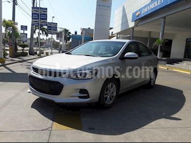Chevrolet Cavalier 4p LT L4/1.5 Aut usado (2019) color Plata precio $245,000