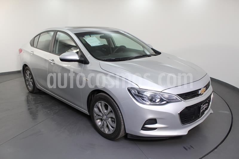 Chevrolet Cavalier Premier Aut usado (2019) color Plata Brillante precio $235,000
