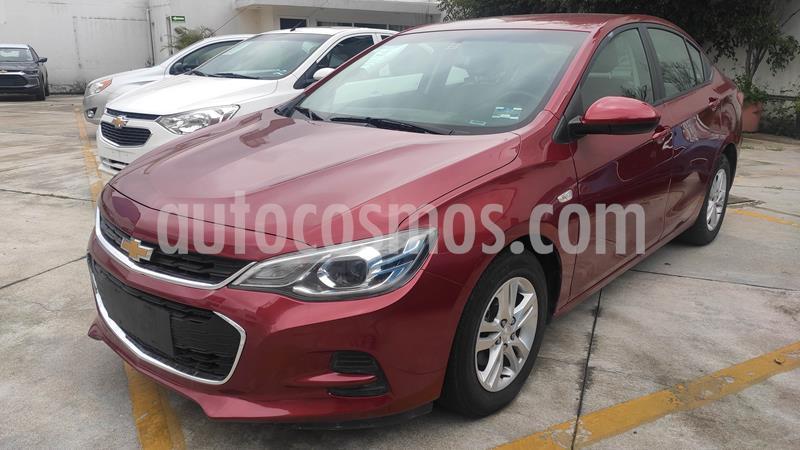 Chevrolet Cavalier LT Aut usado (2019) color Rojo precio $189,900
