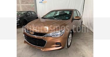 Chevrolet Cavalier 4 pts. C PREMIER AT usado (2019) color Cafe precio $194,900