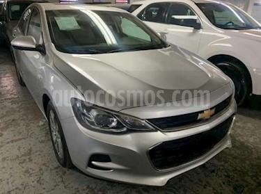 Chevrolet Cavalier Premier Aut usado (2018) color Plata Brillante precio $205,000