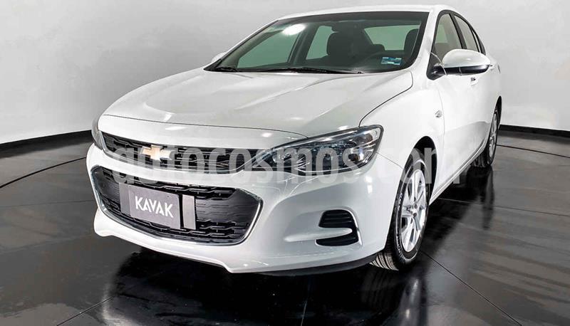 Chevrolet Cavalier LT Aut usado (2019) color Blanco precio $229,999