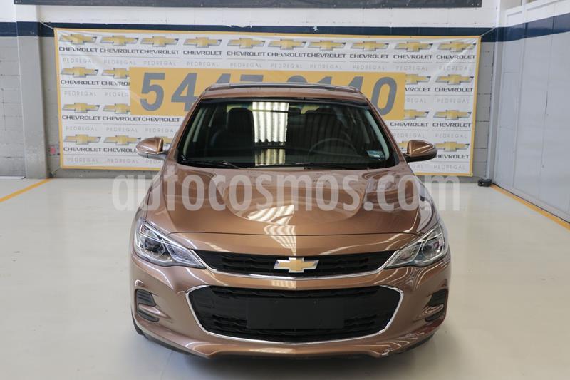 Chevrolet Cavalier LT Aut usado (2019) color Dorado precio $220,000