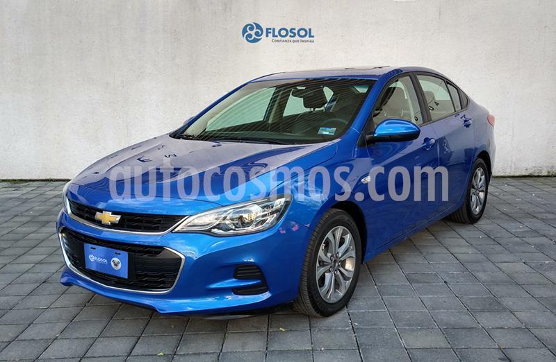 Chevrolet Cavalier Premier Aut usado (2019) color Azul precio $229,000