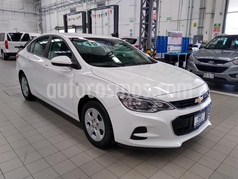 Chevrolet Cavalier LS usado (2019) color Blanco precio $210,000