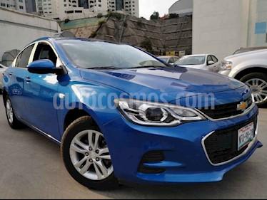 Chevrolet Cavalier 4p LT L4/1.5 Aut usado (2018) color Azul precio $205,000