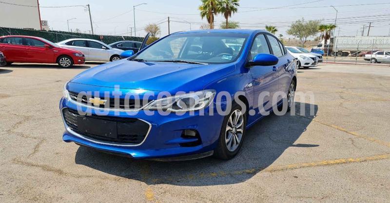 Chevrolet Cavalier Premier Aut usado (2019) color Azul precio $214,900